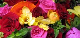 Commander un bouquet