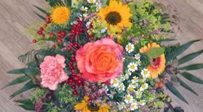 Bouquet du Mois d'Août