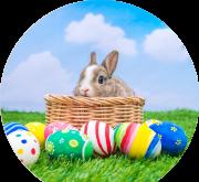 Horaire spécial Pâques
